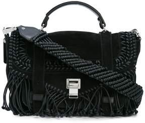 Proenza Schouler Crochet PS1+ Medium