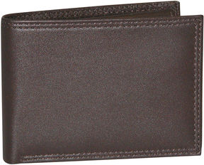 JCPenney Buxton Emblem Double ID Billfold Wallet