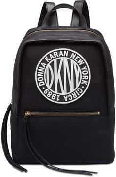 DKNY Tilly Circa Logo Neoprene Backpack