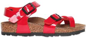 Birkenstock Patent Leather Sandals