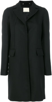 By Malene Birger mid-length button coat