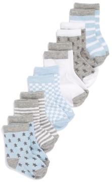 Nordstrom Infant Boy's Crew Socks