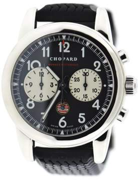 Chopard Grand Prix De Monaco Historique 18K White Gold 40mm Mens Watch