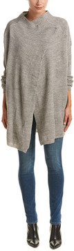 Noisy May Dropped-Shoulder Wool-Blend Cardigan