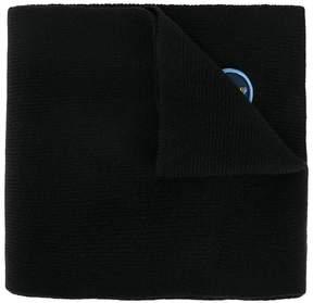 DSQUARED2 patch appliqué scarf