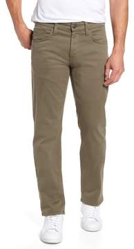Mavi Jeans Men's Zach Straight Fit Twill Pants