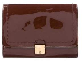 Marc Jacobs Patent Leather Clutch
