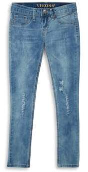 Vigoss Girl's Shadow Jeans