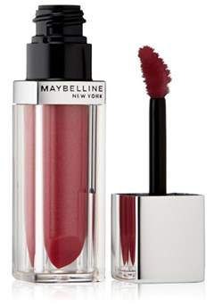 Maybelline Sensational Color Elixir Lip Lacquer Gloss, 530, Radiant Ruby.