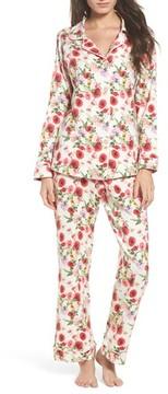 BedHead Women's Flower Print Pajamas