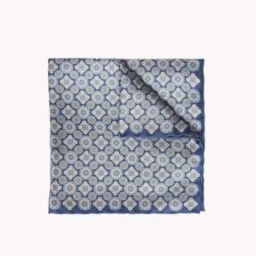 Tommy Hilfiger Silk Floral Pocket Square
