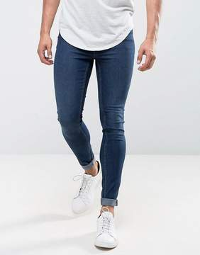 Cheap Monday Him Spray Jeans Absolute Blue