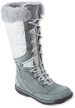 L.L. Bean L.L.Bean Women's Snow Peak Waterproof Snow Boot, Tall
