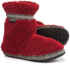 Woolrich Whitecap Fleece Slippers (For Women)