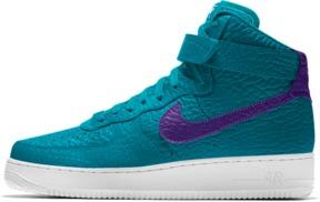 Nike Force 1 Premium iD (Charlotte Hornets) Shoe