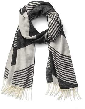 Gap Cozy chevron scarf