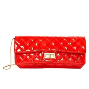 Chanel 2.55 Patent Leather Mini Bag