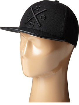 Nixon Exchange Snap Back Hat Caps