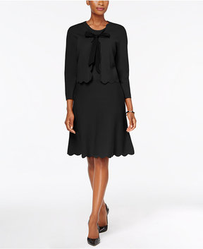 Charter Club A-Line Sweater Dress & Bolero Jacket, Created for Macy's