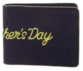 Jack Spade Happy Father's Day Wallet