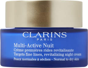 Clarins Multi-Active Night Cream, Normal to Dry Skin