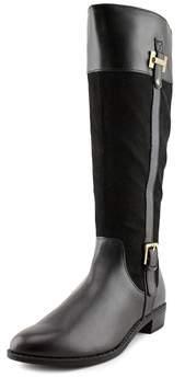 Karen Scott Deliee W Round Toe Synthetic Knee High Boot.