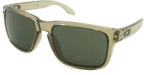Oakley Sunglasses - Holbrook / Frame: Crystal Brown Lens: Green