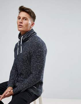 Esprit Sweater With Funnel Neck