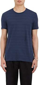 ATM Anthony Thomas Melillo MEN'S DOBBY-STRIPED COTTON-BLEND T-SHIRT