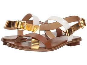 MICHAEL Michael Kors Mackay Flat Sandal Women's Sandals