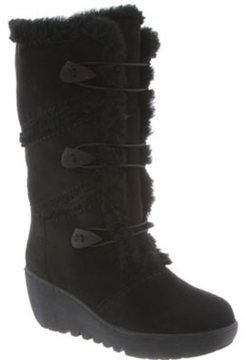 BearPaw Women's Allie Wedge Boot