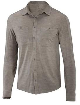 Ibex Men's Odyssey Button Down Shirt