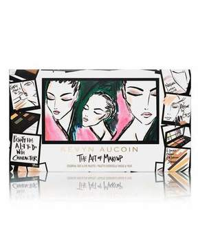 Kevyn Aucoin Limited Edition The Art of Makeup Essential Face & Eye Palette