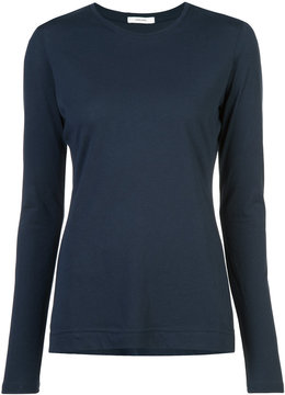 ADAM by Adam Lippes round neck long-sleeved top
