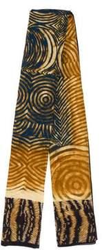 Dolce & Gabbana Printed Woven Scarf