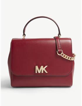 MICHAEL Michael Kors Mott leather satchel