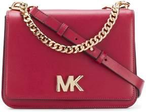 MICHAEL Michael Kors Mott Large Leather Shoulder Bag