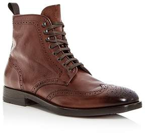 To Boot Men's Bruckner Leather Wingtip Boots