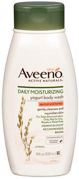 Aveeno Daily Moisturizing Yogurt Body Wash Apricot and Honey