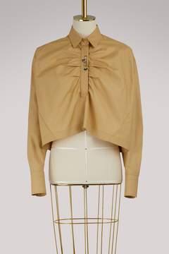 Carven Light poplin shirt