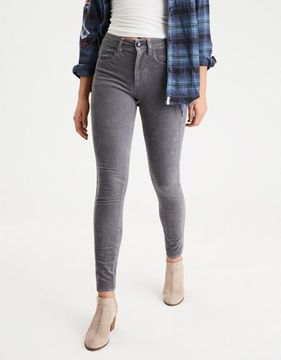 American Eagle Outfitters AE Hi-Rise Corduroy Jegging