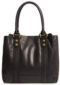 Frye Melissa Leather Tote - Black