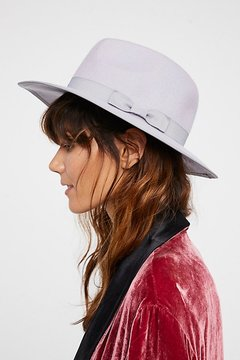 Free People Beau Banded Felt Hat