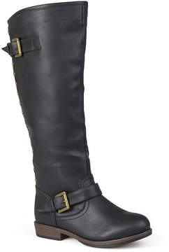 Journee Collection Spokane Riding Boots - Extra Wide Calf