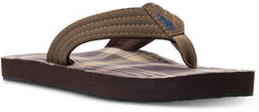 Polo Ralph Lauren Boys' Theo Flip-Flop Sandals from Finish Line
