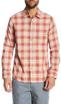 Jeremiah Vogel Reversible Stripe Shirt
