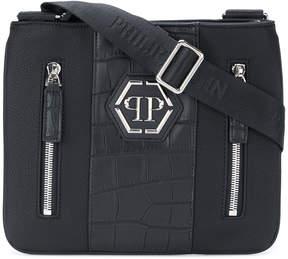 Philipp Plein This Way messenger bag