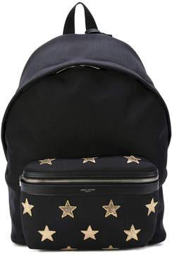 Saint Laurent Classic City California backpack