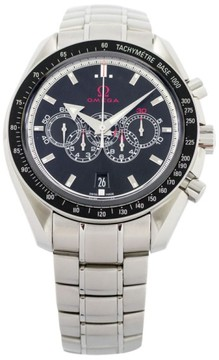 Omega Speedmaster 321.30.44.52.01.001 Olympic Collection Broad Arrow Mens Watch