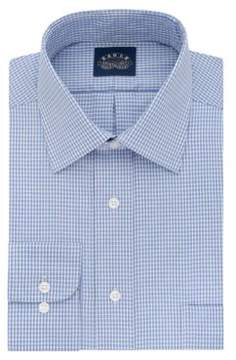 Eagle Regular Fit Dress Shirt with Stretch Collar